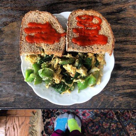 Jen's Lunch