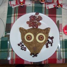 The Christmas Lemur
